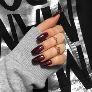 model unghii negre