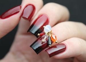 unghii acril