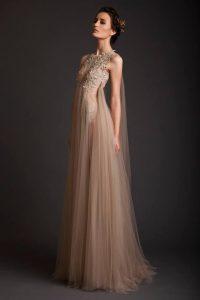 rochie eleganta subtire