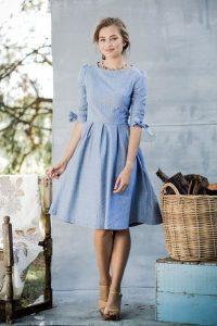 rochie de zi subtire