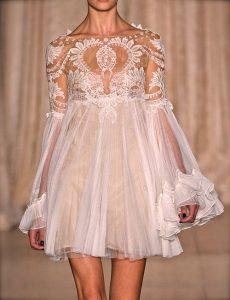rochie vaporoasa