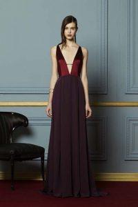 rochie eleganta cu decolteu