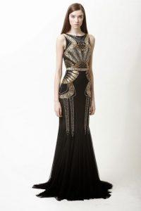 rochie retro neagra