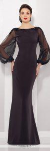 model rochie neagra