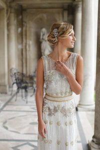 rochie retro lunga
