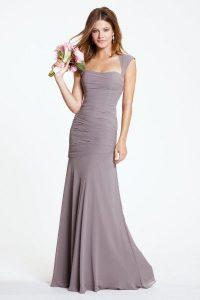 rochie lunga nunta