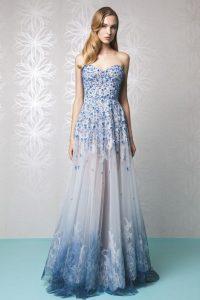 rochie eleganta vaporoasa