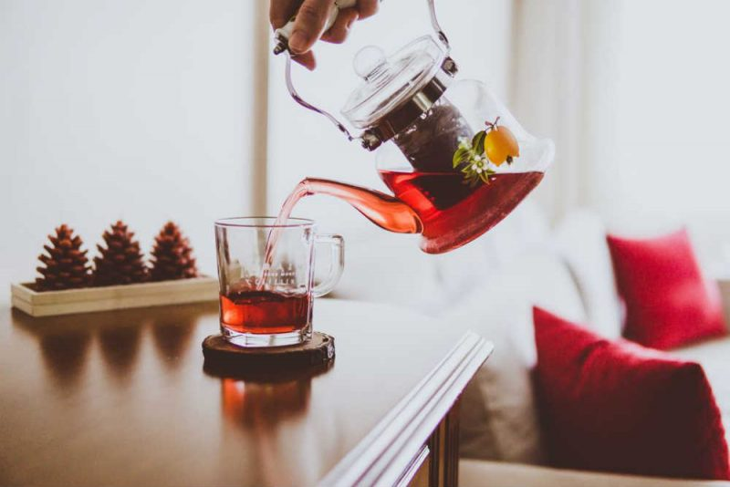 ceai de hibiscus