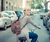 biciceta de dama