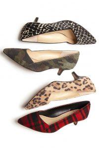 pantofi cu tocuri mici