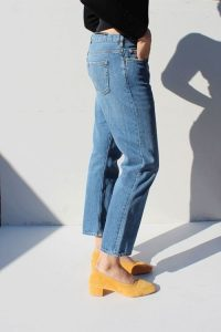 model pantofi tocuri mici