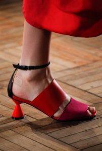 sandale colorate modele