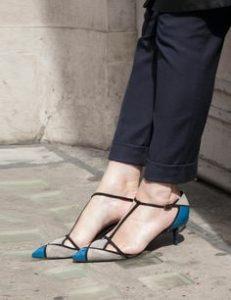 pantofi toc 2 ccm