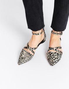 pantofi imprimeu