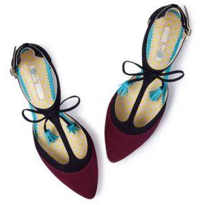 pantofi barete fara toc
