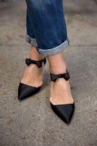 pantofi negrii comozi