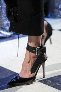 pantofi cu catarama