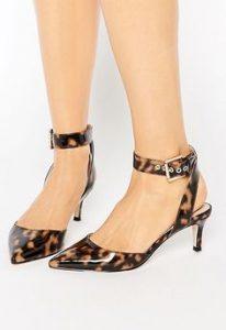 pantofi leopard