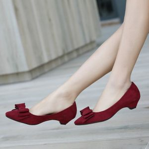 pantofi visinii