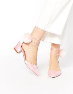 pantofi fara toc