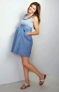 model rochie deosebita gravide