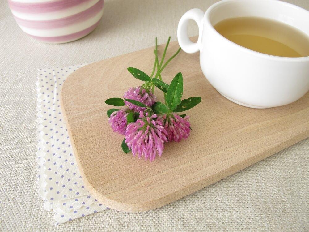 ceai de trifoi