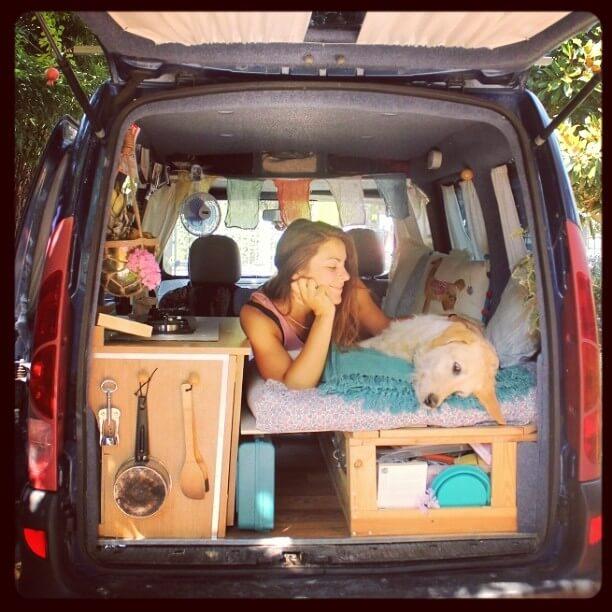 Pam the van