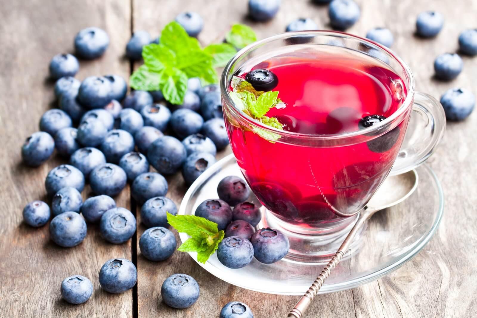 ceaiul de afine slabeste pierderea în greutate ajutați fibromialgia