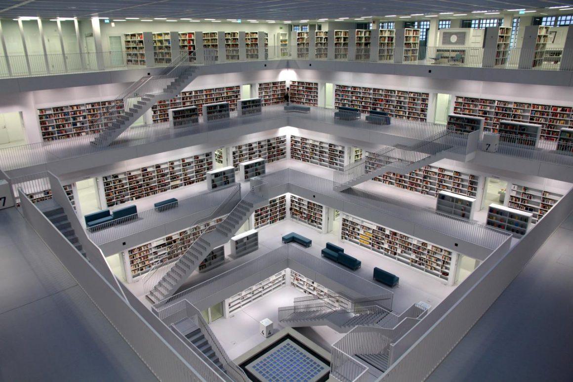 Biblioteca Municipala din Stuttgart